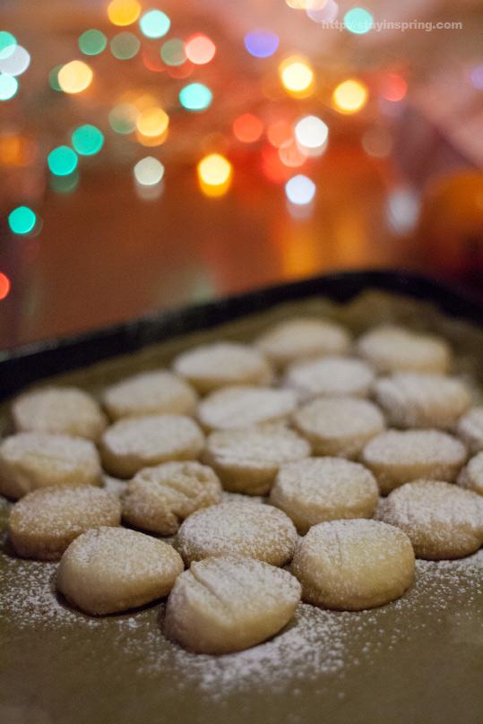 Рецепт моих любимых рождественских печений