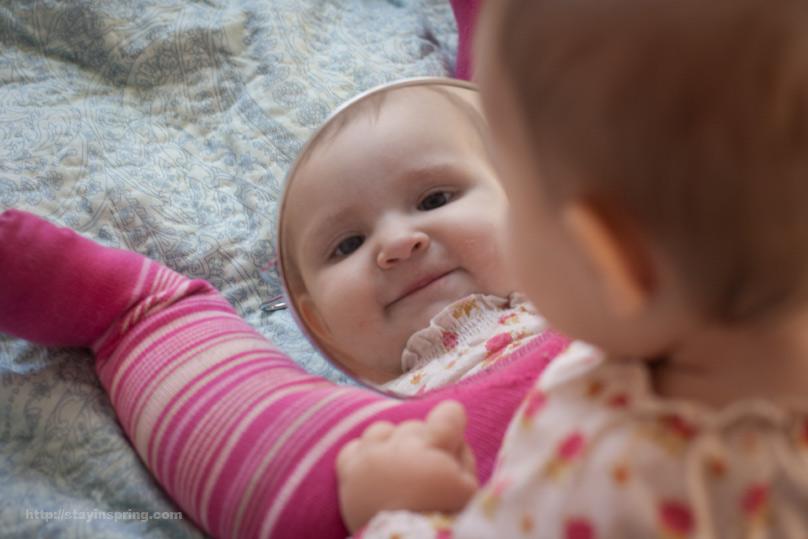 Нашей девочке 10 месяцев!