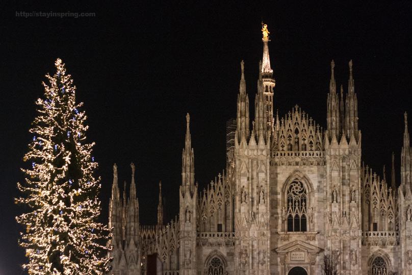 Путешествие в Милан, часть I