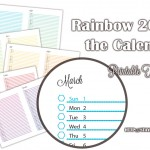 Printable 2015 calendar-planner