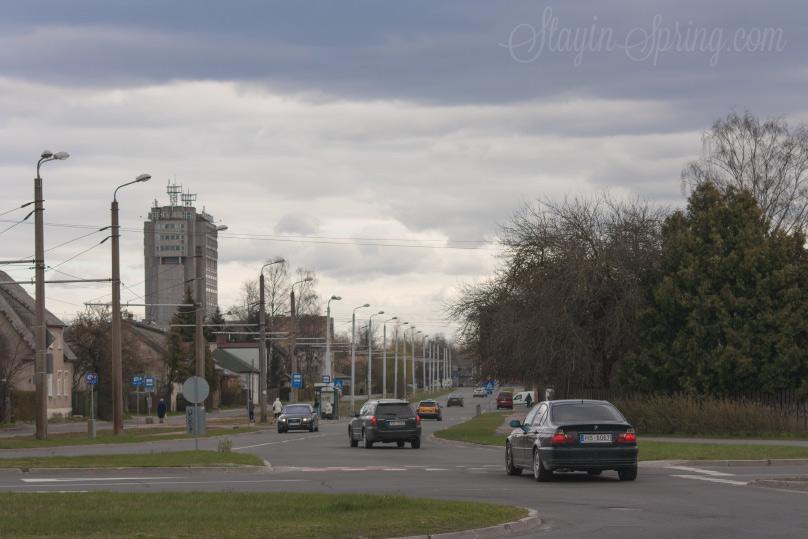 Rīga, Imantas apkaime
