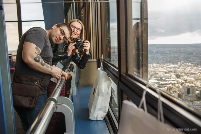 Париж: Маре и другие места